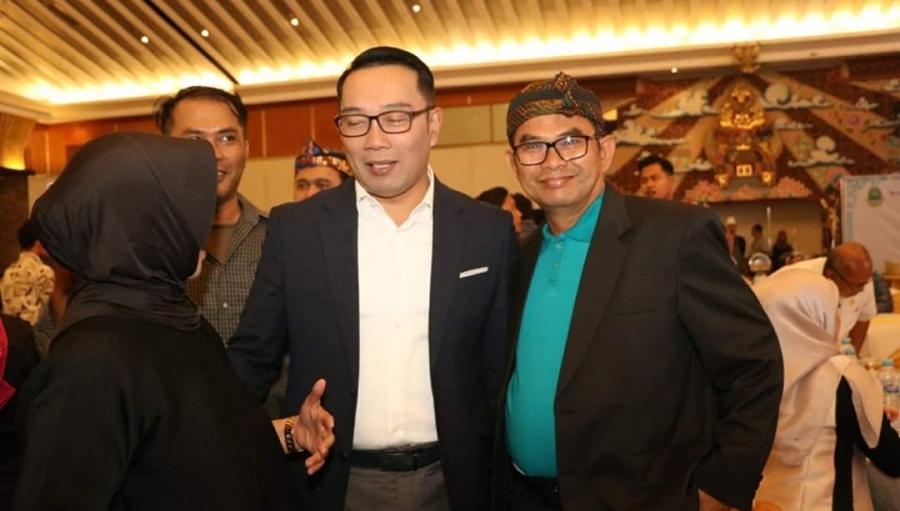 Inohong dan Orang Hebat Jawa Barat Kumpul Dukung Jabar Juara