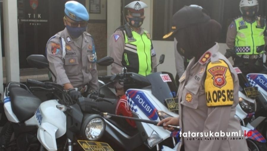 Jelang Pilkada 2020 Polres Sukabumi Kota Perketat Pengamanan
