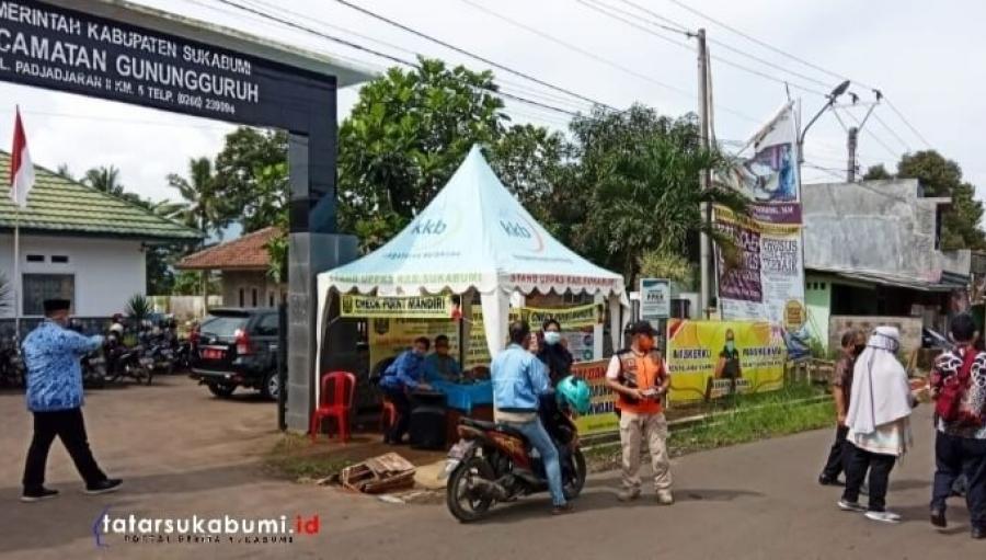 Optimalisasi PSBB Kecamatan Gunungguruh Sukabumi