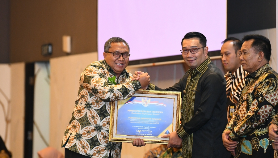 Marwan Hamami Boyong 5 Penghargaan, Ridwan Kamil Instruksikan Pengembangan SDM Hingga Kualitas Pembangunan Insfrastruktur