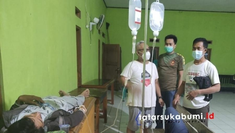 Belasan Warga Mekarasih Sukabumi Keracunan Massal Diduga Gegara Buka Puasa Dengan Ikan Cue
