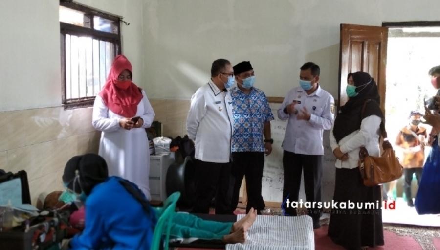 Iyos Somantri Akan Endorse Program Sabumi Matih Kecamatan Kebonpedes