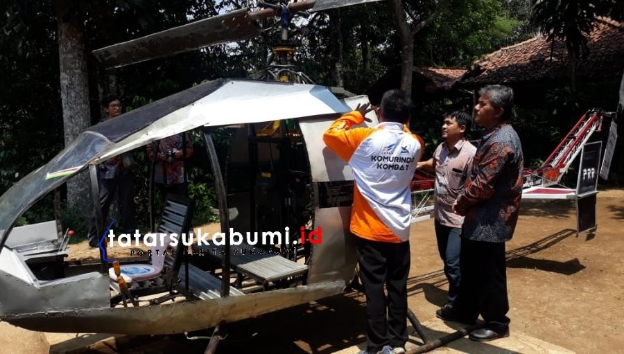 4 Fakta Helikopter Buatan Sukabumi Setelah Diteliti Pusat Teknologi Penerbangan LAPAN