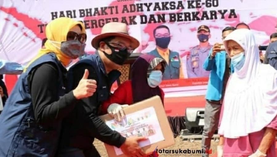 Ridwan Kamil Touring ke Geopark Ciletuh Peringati Hari Bhakti Adhyaksa 2020