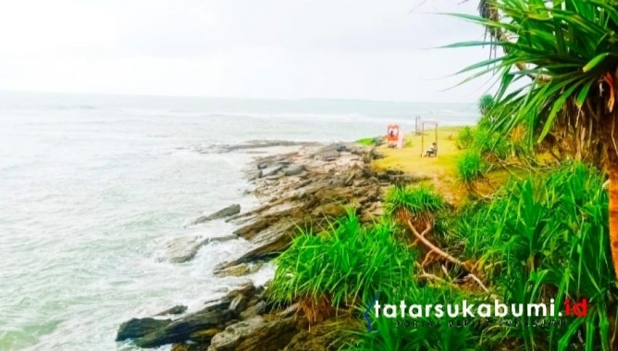 Pantai Taman Pandan Sukabumi Sensasi yang Jarang Ditemukan di Pantai Manapun