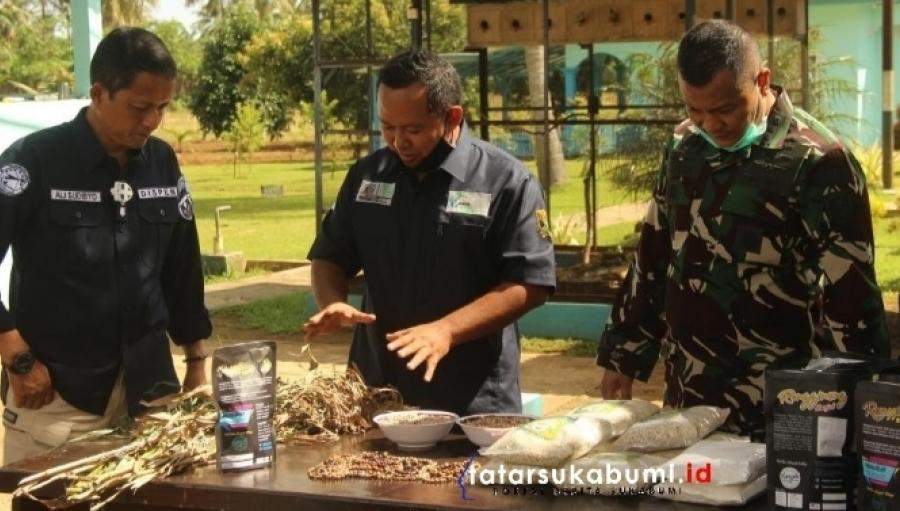 Produk Hanjeli Sukabumi Mulai Dilirik Dunia