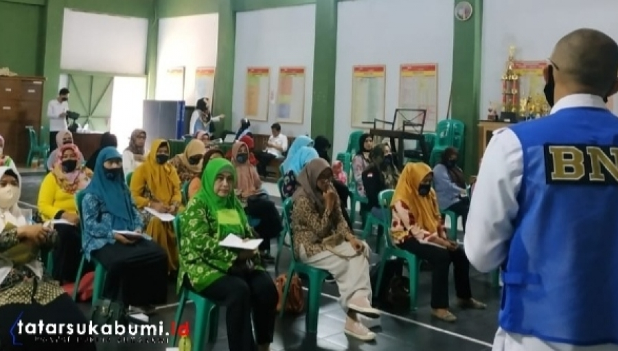 BNNK Sukabumi Talk Show Desa Bersinar Parungseah