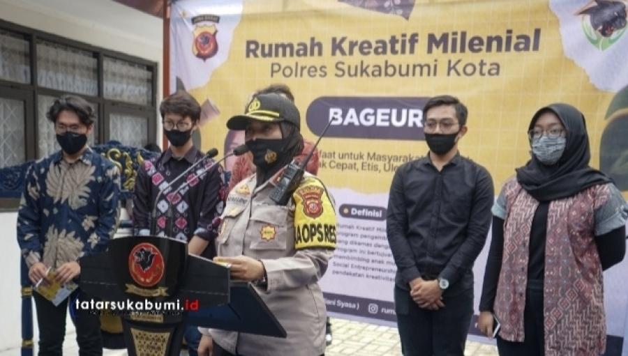 Polres Sukabumi Kota Siapkan Wadah Bagi Mantan Berandal Motor dan Eks Narapidana yang Mau Hijrah