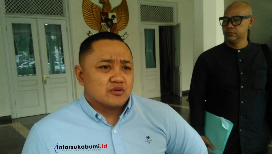 Yudha Sukmagara Nyalon Bupati Sukabumi, Yudha : Ya Kita Lihat Saja Nanti