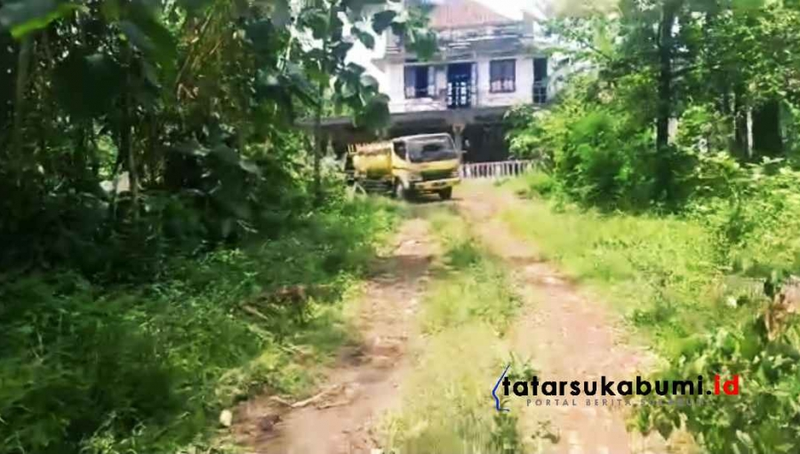 Kecolongan! 25 Tangki Tinja Kotoran Manusia Dibuang di Pemukiman Warga Cibadak