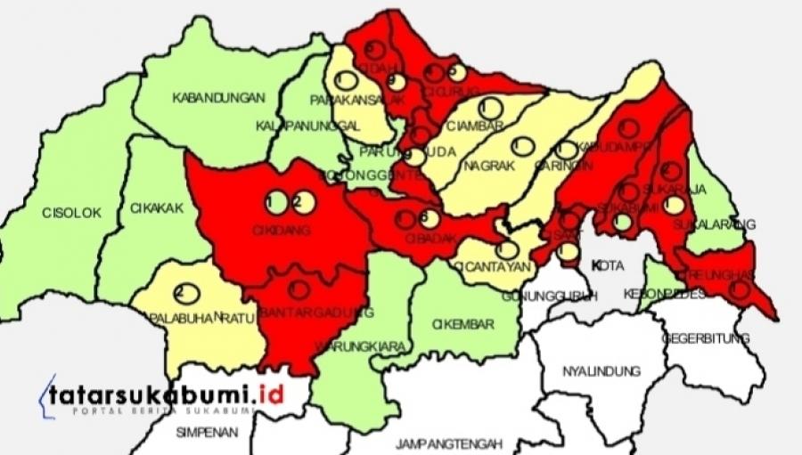Update Terkini Covid-19 Sukabumi, Harun : 7 Pasien Positif Dalam Pengawasan Puskesmas