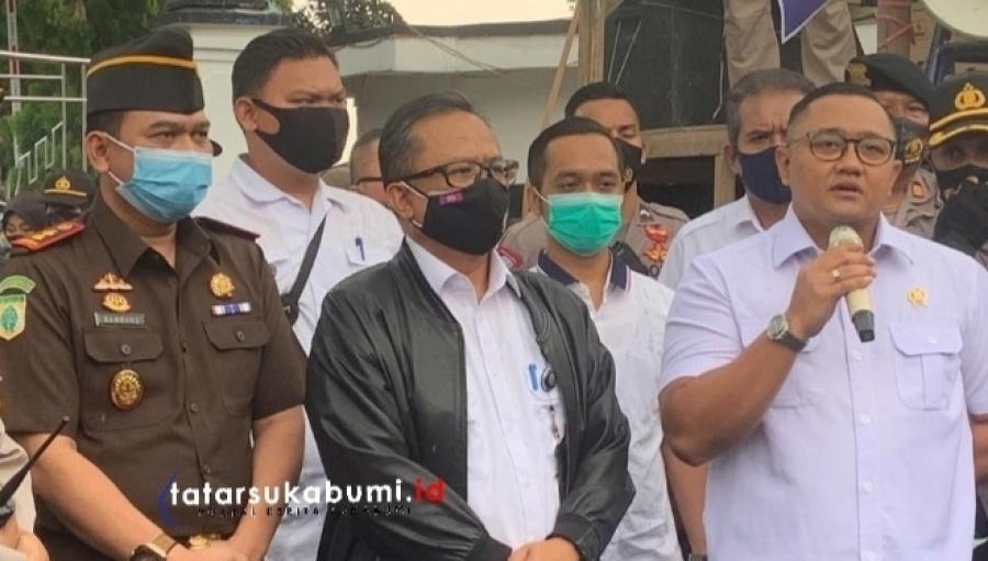 Bambang Yunianto : Aksi Massa Buruh di Sukabumi Patut di Contoh