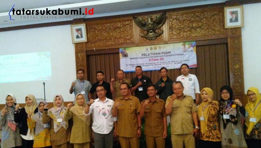 Pemkab Sukabumi Melalui DPMD Entaskan Stunting Hingga Tingkat Desa