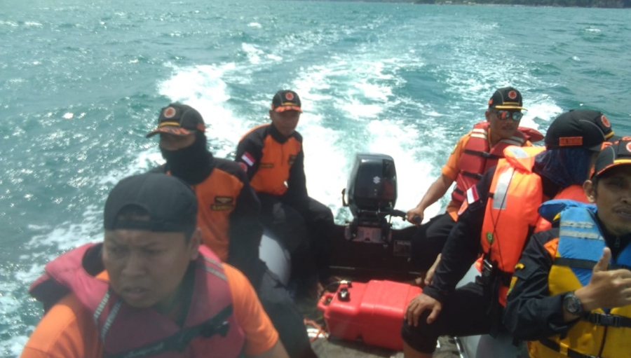 Pria Asal Sagaranten Hilang Diduga Tenggelam di Palabuhanratu