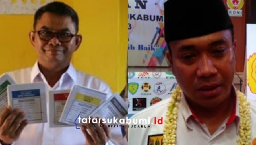 Final! PDI Perjuangan Koalisi Hejo Ludeung, Adjo Sardjono Bakal Calon Bupati Sukabumi Sirojudin Wakilnya
