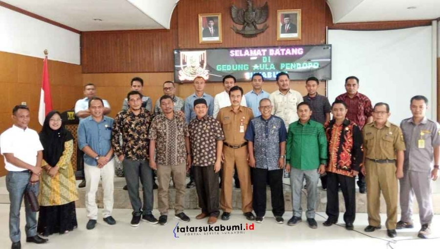 Perda Pengelolaan Pasar Rakyat dan Tera Ulang Pemkab Sukabumi Akan Diterapkan di Halmahera Maluku