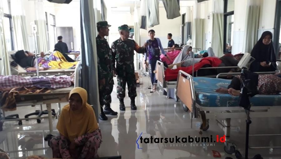 32 Warga Nagrak Sukabumi Keracunan Massal