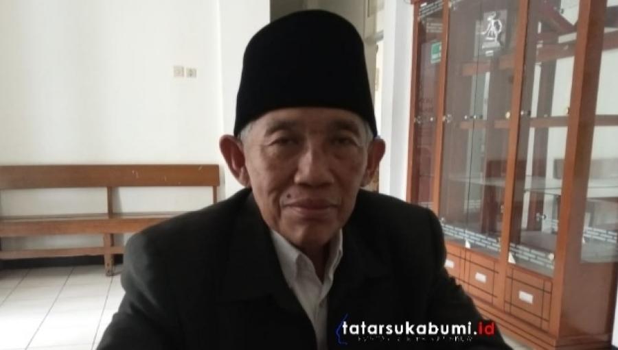 Ketua MUI Tegaskan Tidak Ada Potongan Dengan Dalih Apapun Bansos Imam Masjid Sukabumi