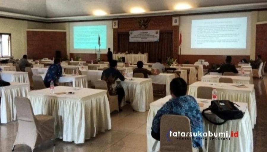 Workshop Pembinaan Ideologi Pancasila dan Wawasan Kebangsaan DPRD Kabupaten Sukabumi