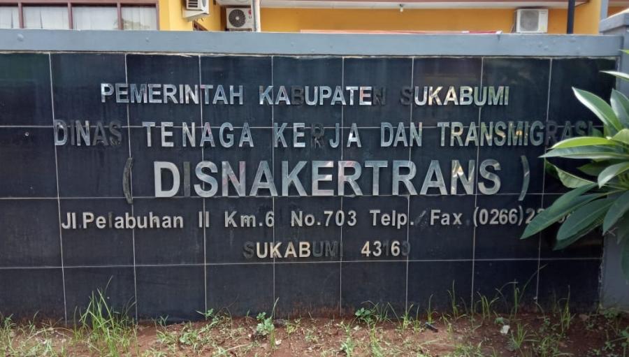 UMK Sukabumi Naik Terhitung Januari 2020, Disnakertrans Kabupaten Sukabumi Akan Terus Pantau