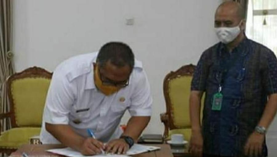 Bupati Minta Seluruh Wilayah Sukabumi Teraliri Listrik Serta Pengaduan Keluhan PLN Dipermudah