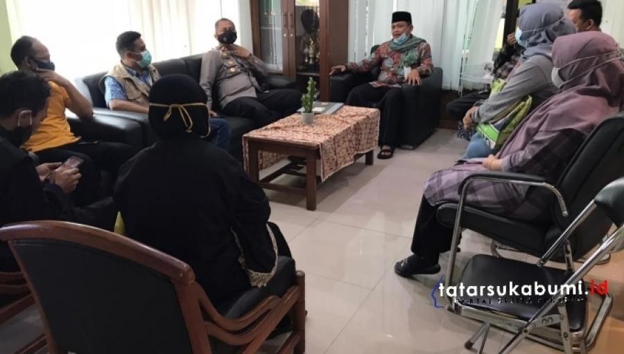 3 Wanita Calon Pekerja Migran Indonesia Asal NTB Diselamatkan Petugas Dari Rumah Kontrakan di Sukaraja Sukabumi