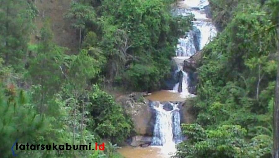 Destinasi Wisata Curug Gentong Sukabumi Spot Wisata Masih