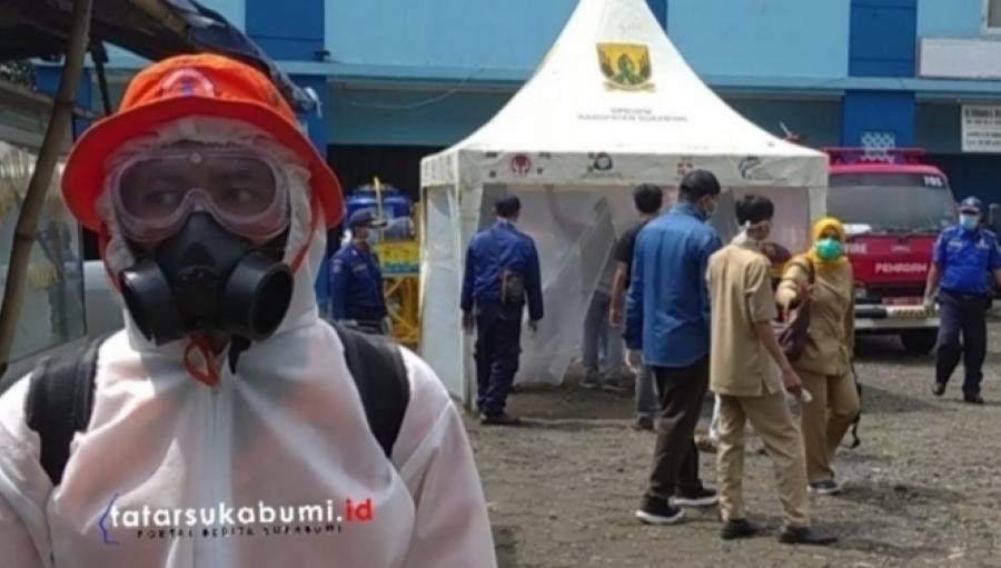 Penyekatan di 7 Titik Akses Masuk Sukabumi Warga Luar Kota Dilarang Masuk dan Penutupan Tempat Hiburan
