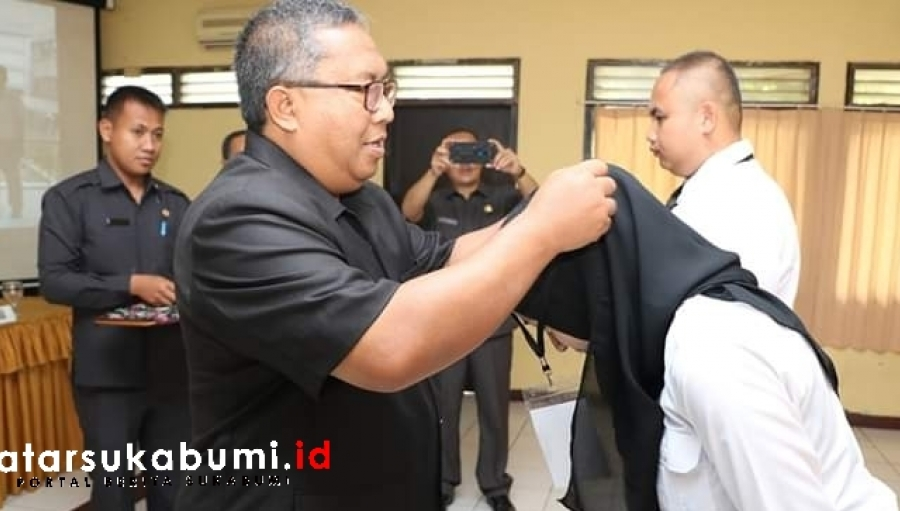 66 CPNS Golongan III Kabupaten Sukabumi Ikuti Pelatihan Dasar CPNS Selama 51 Hari