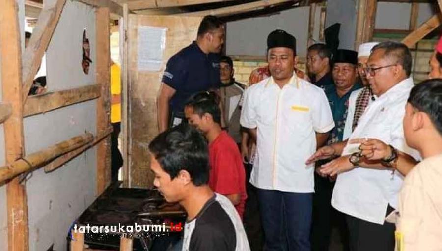 Jajanan Jadul Aromanis Van Java Sukabumi Ciptakan Lapangan Kerja Gaji Pegawai Diatas Gaji Kades