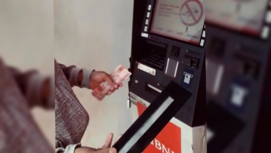 Hati-hati Modus Tempel ATM Uang Tidak Keluar Saat Transaksi