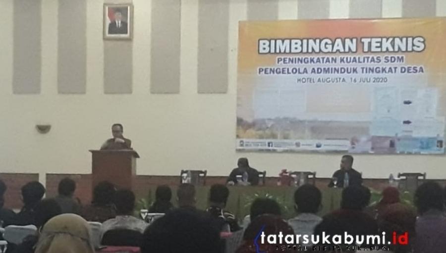 Masalah Pelayanan Adminduk, Iyos Somantri : Berantas Pungli dan Calo yang Merugikan Masyarakat