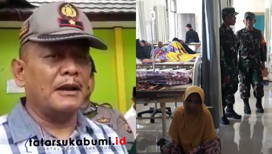 Polres Sukabumi Selidiki Kasus Keracunan Massal Ratusan Warga dari 3 Desa di Sukabumi
