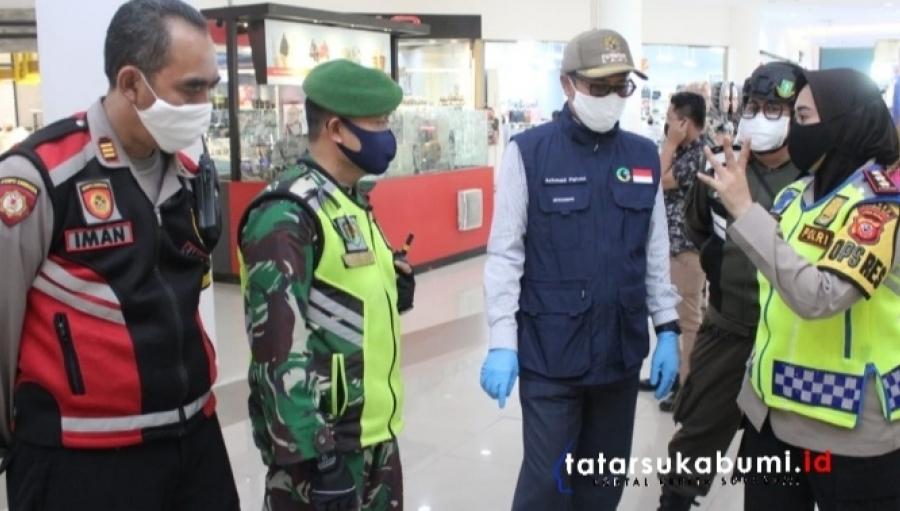 Persiapan Polres Sukabumi Kota Hadapi Skenario New Normal