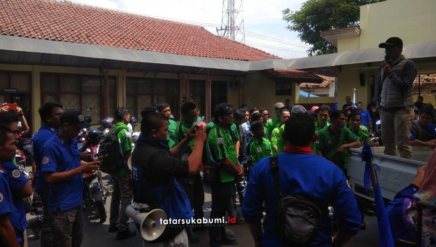 5 Serikat Buruh Ancam Gelar Aksi Dorong Rekomendasi Kenaikan Upah Buruh oleh Bupati Sukabumi