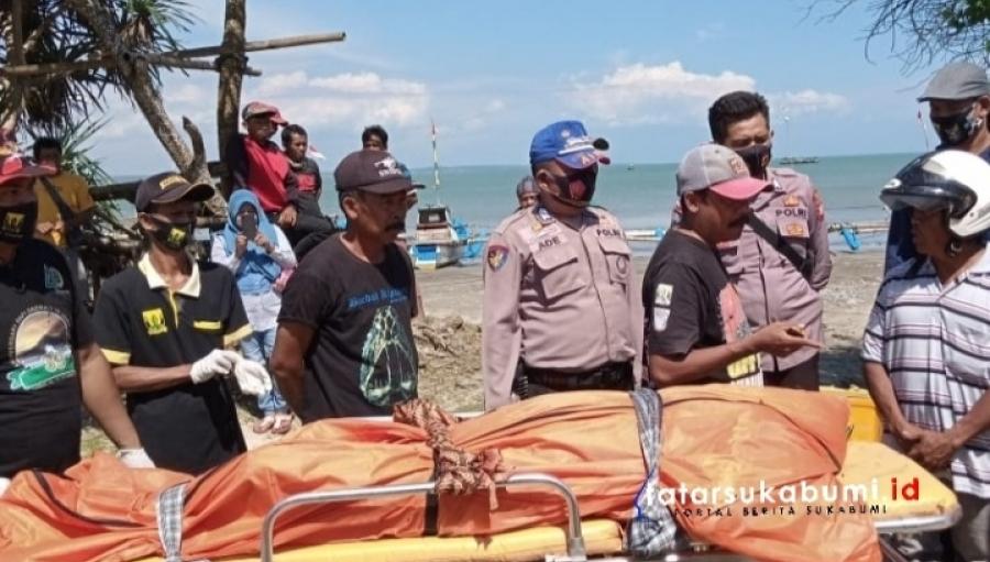Sendirian Melaut Nelayan Ciracap Sukabumi Meninggal Dunia Ditengah Lautan