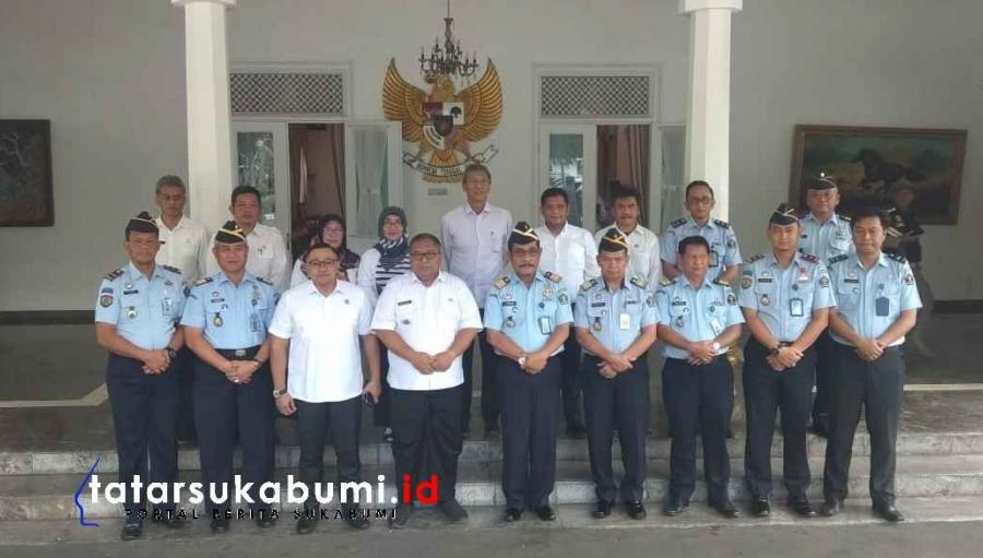 Kanwil Kemenkum HAM Bertanggungjawab Atas Keluarnya Perda di Setiap Daerah, Liberti : Hukum dan HAM di Sukabumi Baik