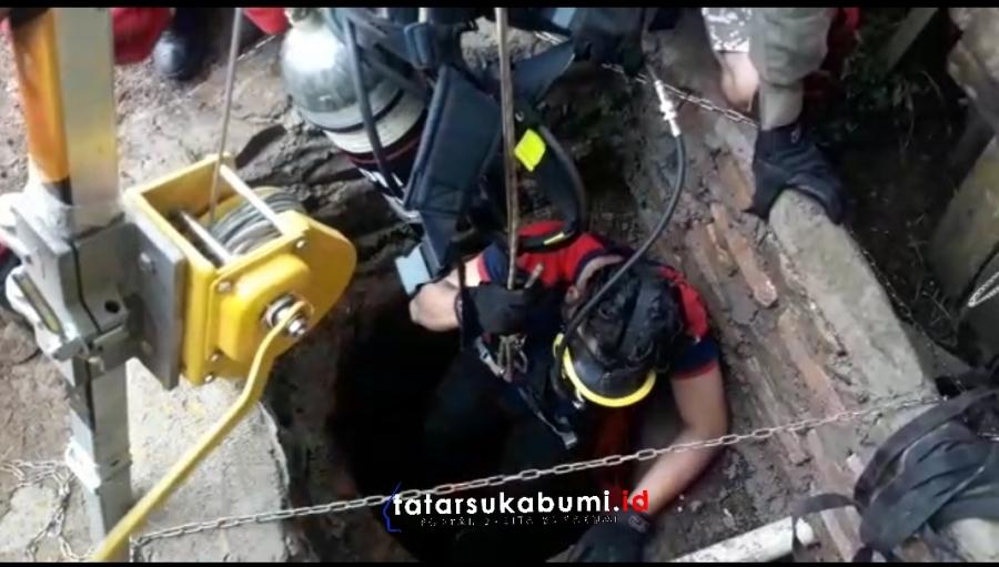Kronologi Tewasnya 3 Pria di Sumur Maut Beracun Cibadak Sukabumi