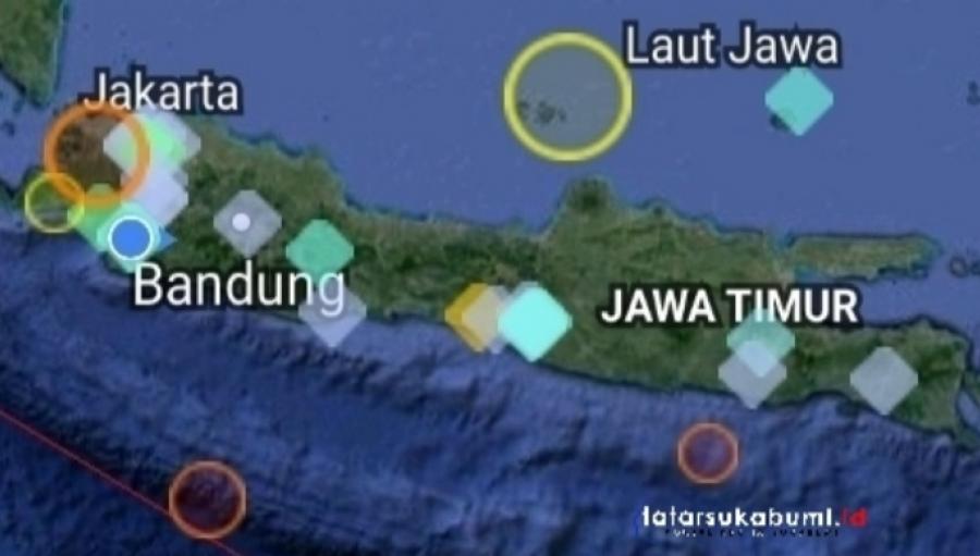 4 Rentetan Gempa Jepara Banten Garut dan Selat Sunda Hari Ini Apakah Berkaitan dan Pertanda Picu Gempa Besar Susulan
