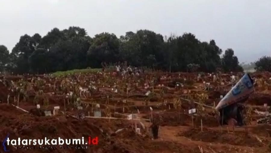Kendala Relokasi 960 Makam TPU Ciambar Sukabumi Akibat Terkena Proyek Tol Bocimi