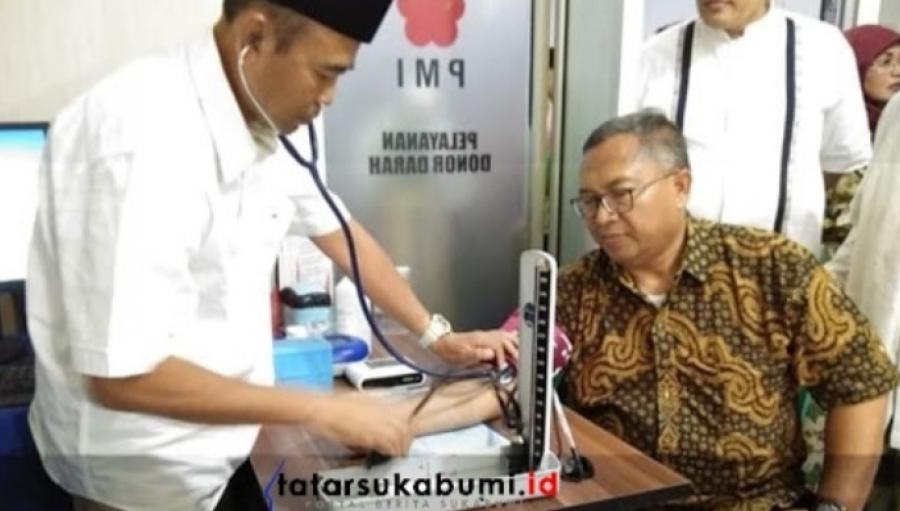 Marwan Hamami Siap Divaksin, Inilah Orang yang Wajib Divaksin di Sukabumi