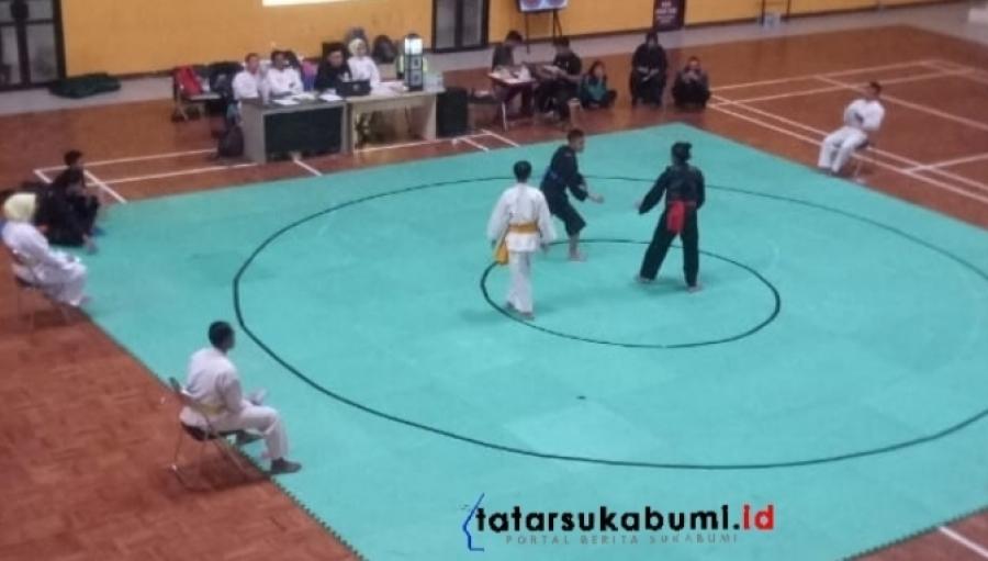 4 Atlet Parungkuda Bertarung Rebut Tiket Porda Jabar Wakili Kabupaten Sukabumi