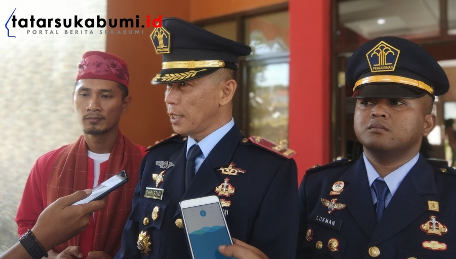 Petugas Lapas Warungkiara 'Pantang' Terlibat Narkoba, Petugas 'Bandel' Sanksi Raport Merah