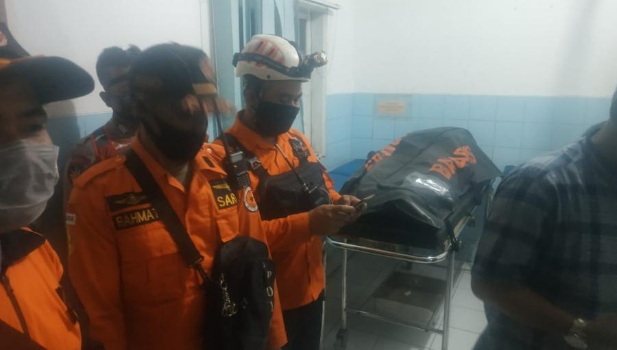 Jenazah Nelayan Ujung Genteng Sukabumi Ditemukan di Sindangbarang Cianjur