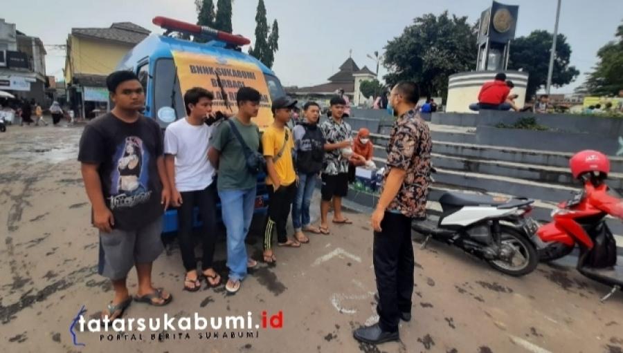 Sosialisasi P4GN Ngabuburit BNNK Sukabumi