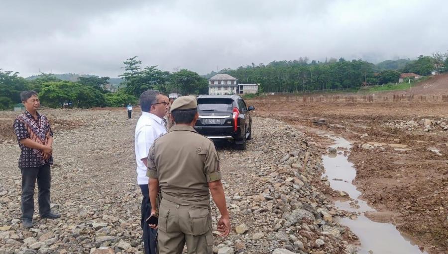 Persiapan Pemekaran Sukabumi, Marwan Hamami Persiapkan Kantor Pemerintahan Baru di Palabuhanratu