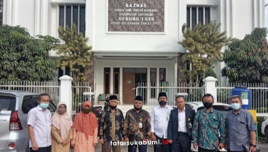 Baznas dan DPRD Kabupaten Sukabumi Bahas Program Kerja 2020-2025