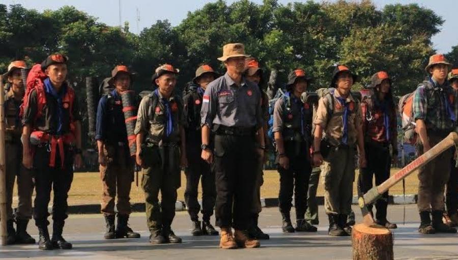 Paksi Extrass Sukabumi Buka Pendidikan Dasar Pecinta Alam Angkatan 2020