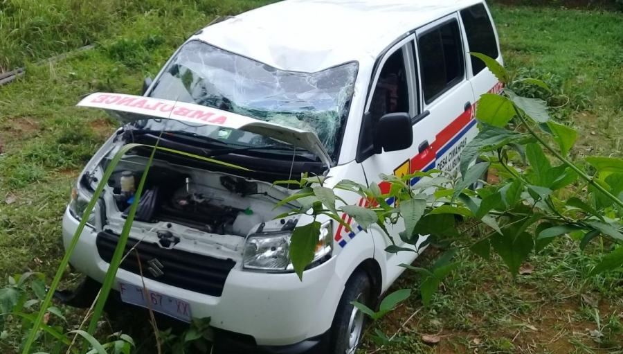 Ambulans Masuk Jurang di Sukabumi, Kepala Desa Jelaskan Fakta yang Terjadi