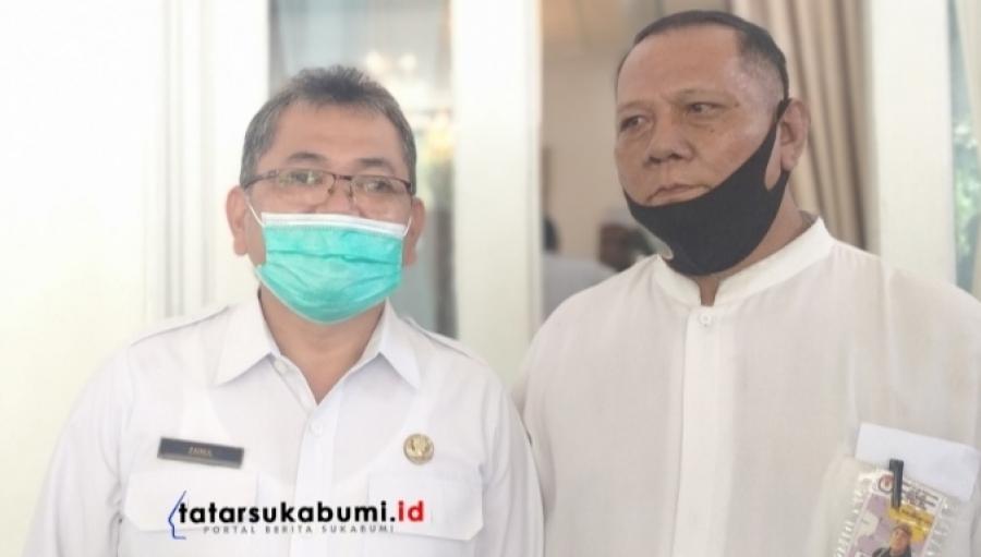 Sekda Kabupaten Sukabumi Baru Sepakati Percepatan Daerah Sukabumi Utara Terwujud